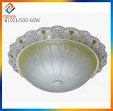 European Bowl Light Mounted Ceiling Lamp for Hall, Bathroom, Corridor