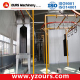 Aluminium Powder Coating Machine, Wood Finish Powder Coating Machine