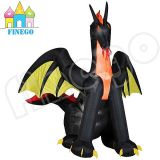 Inflatable Holloween Dinosaur Model for Party