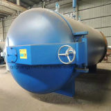 12 Cubic Rubber Tyre Vulcanizing Chamber Tank