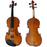 Wholesale Solid Wood Student Violins with Free Case, Bow&Rosin