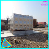 Square Water Tank with Stainless Steel 304 for Drinking Water Tank