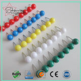 Wholesale Price Assorted Colors Round Ball Head Map Push Pin