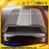 Aluminium Extrusion Heat Sink/Radiator Aluminum Profile