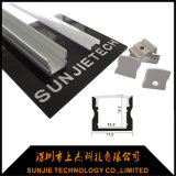 Sj-Alp1715b LED Aluminum Extrusion Profiles 15mm Depth