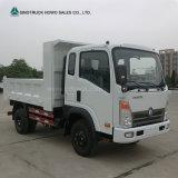 Sinotruk HOWO 4X2 Mini Light Dump Truck for Sale