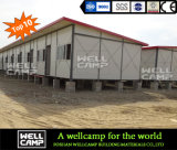 Wellcamp Design Affordable and Well Insulate Prefab Steel House