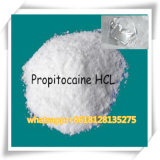 Raw Local Anesthesia Drugs Propitocaine Hydrochloride for Rain Relief
