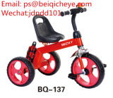 Kids Tricycle with Bottle, Steel Frame Baby Carrier Tricycle for Kids