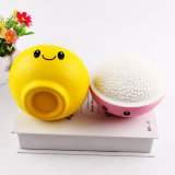 Licensed Japan Colorful Rare Rice Bowl Stress Ball Squishy Toy