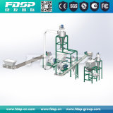 CE Approved Rice Straw Pellet Making Line