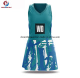 Good Quality Custom Design Fitness Sleeveless Cheerleading Dress Wear for Kids