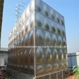 304 Stainless Steel Modular Panel Water Tank/Ss Storage Tanks