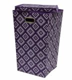Foldable Multi Function Box Fabric Storage Box with Lid