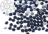 Newest Hot Selling Dark Blue Hot Fix Rhinestone Copy Preciosa Stone (HF-Dark blue/5A grade)