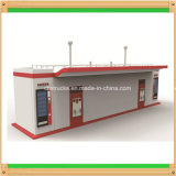 Containerised Skid Oil Storage Tank Mobile Filling Petrol Station