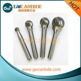 Ball Tree Flame Cylinder Shape Carbide Rotary Burrs