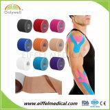 5cmx5m Hospital Muscle Elastic Sports Kinesiology Tape ISO Ce FDA