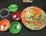 3 Blade Vegetable Slicer Spiralizer for Cucumber