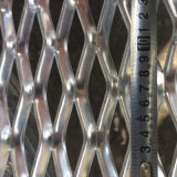 Aluminium Expanded Metal Mesh with Diamond Shape