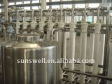 Sunswell Fiber UF System for Chemical Industry Plant