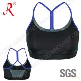 Flexible Quick Dry Gym Wear/ Yoga Top (QF-S354)