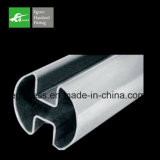 China Factory Wholesale High Polish Stainless Steel Slot Tube