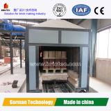 Gas Tunnel Furnace for Firing Different Ceramic Products