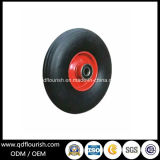 Caster Solid Rubber Wheel 3.50-4 Inch for Hand Trolley
