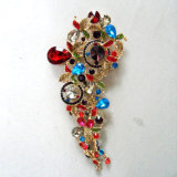 Fashion Brooch / Fashion with Diamond Brooch/Fashion Accessories Brooch (WJ-033)
