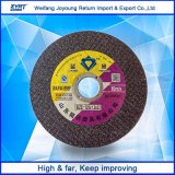 "5"" 125X3X22mm Abrasives Cut Disk for Cutting Tools"