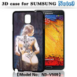 3D Case for Samsung Note3 (N3- V509)