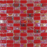 Fambe Iridescent Crystal Mosaic Tile (CFR680)