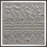 Striped Lace Fabric Geometrical Lace Fabric Nylon Span Lace Fabric