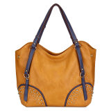 China Wholesale Cheap Leather Bags for Women (MBLX033056)