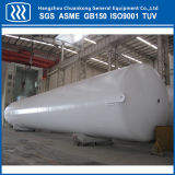 Stainless Steel Horizontal Liquid Storage Tank