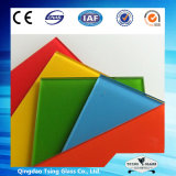 3-8mm Flat/Tempered Painted Glass for Decoration/Home Appliance/Splashback