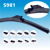 TUV Authorized Multi Adaptors Wiper Blades (S981)