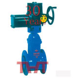 Electric Gate Valve/ Resilient Seated/ Z945X-10/16