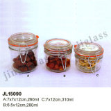 260, 280, 310ml Storage Jar/ Glass Jar