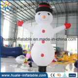 Funny Inflatable Christmas Snowman Sky Dancer with Good Price for Sale