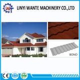 Environment Friendly Stone Coated Metal Bond Roof Tile