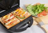 Hot Sale 2 Slices Electric Sandwich Breakfast Maker