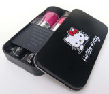 Hello Kitty 7 PCS Set Sythetic Hair Cosmetic Professional Makeup Brushes