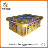 Thunder Dragon Shooting Fish Game Table Gambling with Bill Acceptor