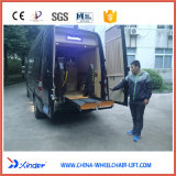 Ce Certified Wheelchair Lift for Van Loading 350kg
