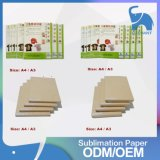 Factory Supply High Quality Inkjet Printing Thermal Heat Transfer Paper