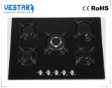 Kitchen Appliance 5burner Gas Hob Gas Stove