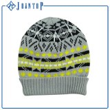 School Student Custom Embroidery Slouch Beanie Hat