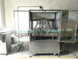 Auto Shampoo Detergent Bodylotion Hair Conditioner Filling Capping Labeling Machine